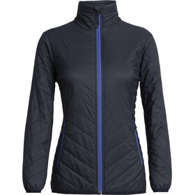 Icebreaker Hyperia Lite Jacket Women, midnight navy